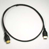 HDMI High Speed Thin Cable 1.5 Feet