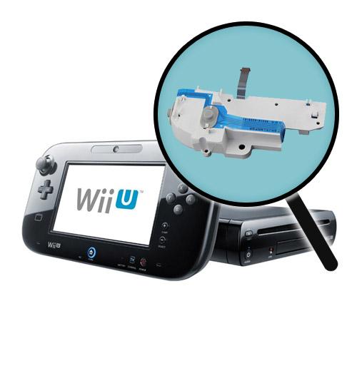 Nintendo Wii U Repairs: Gamepad R Button Replacement Service
