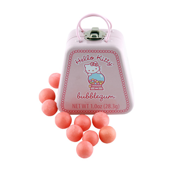 Hello Kitty Purse Shaped Bubblegum
