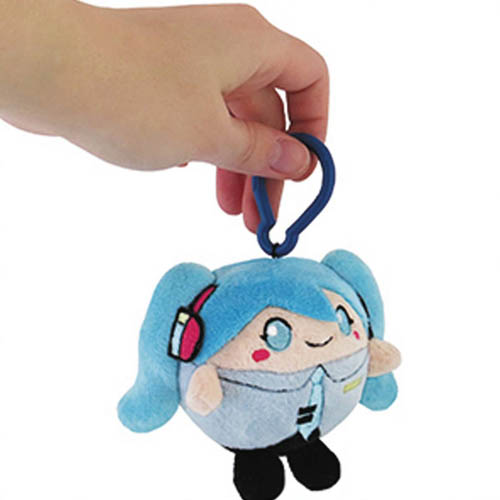 Hatsune Miku Squishable 3 Inch Plush