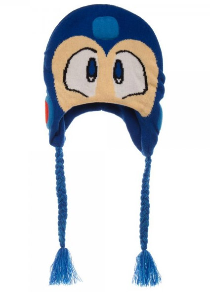 Mega Man Big Face Laplander