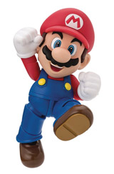 Super Mario Bros Mario New Version S.H.Figuarts Figure