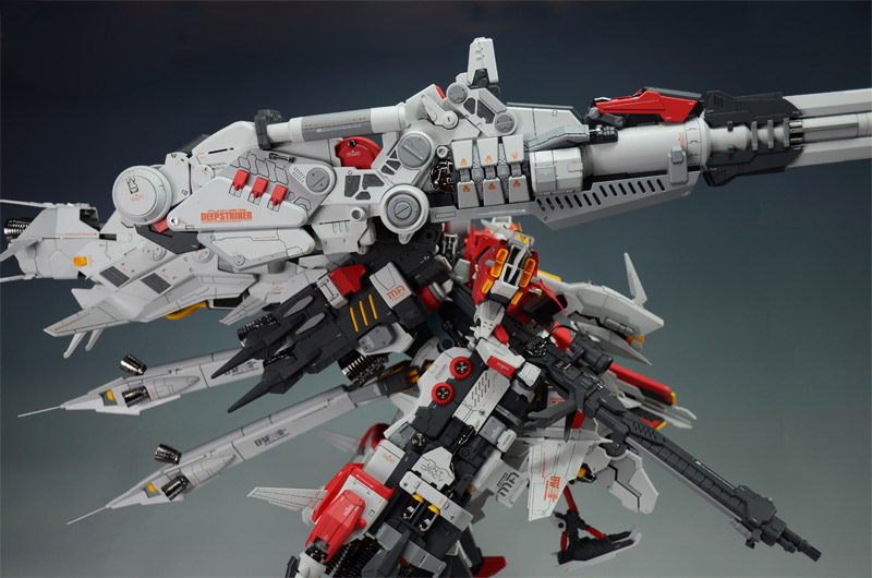 Gundam Sentinel Plan303E: Deep Striker MG 1/100 Scale Model Kit