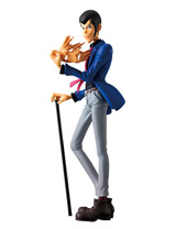 Lupin the Third: Creator x Creator Lupin Figure
