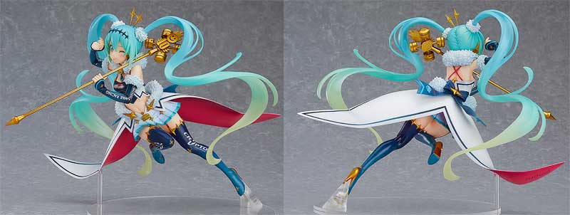 Hatsune Miku GT Project Racing Miku 2018 PVC Fig additional angles