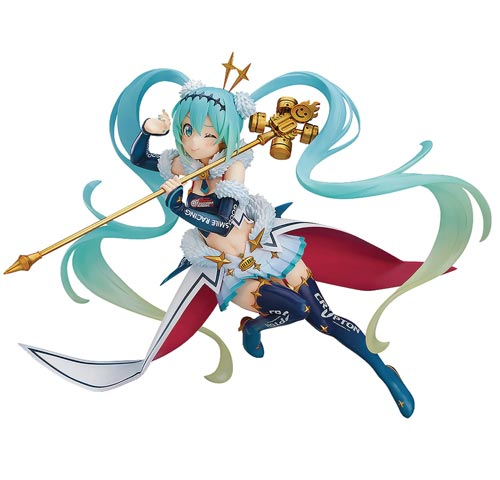 Hatsune Miku GT Project Racing Miku 2018 1/7 Scale PVC Figure