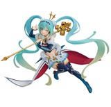 Hatsune Miku GT Project: Racing Miku 2018 1/7 Scale PVC Figure