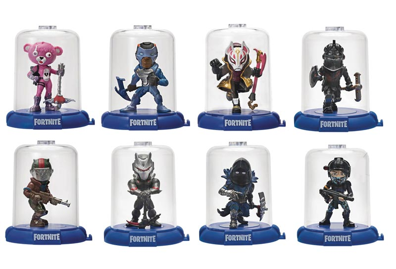 Fortnite Domez BMB all figures
