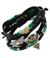 Legend of Zelda 5 Piece Bracelet Set