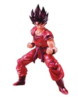 Dragon Ball Z: Son Goku Kaioken Version S.H. Figuarts Action Figure