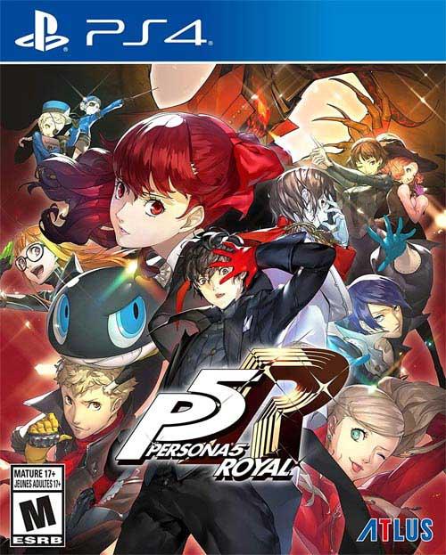 Persona 5 Royal: Standard Edition