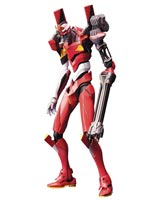 Neon Genesis Evangelion 3.0: Eva Unit-02 Plastic Model Kit