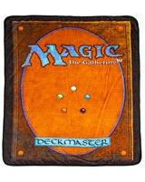 Magic the Gathering Card Fleece Throw