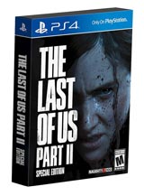 Last of Us Part II Special Edition