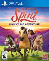 DreamWorks Spirit: Lucky's Big Adventure