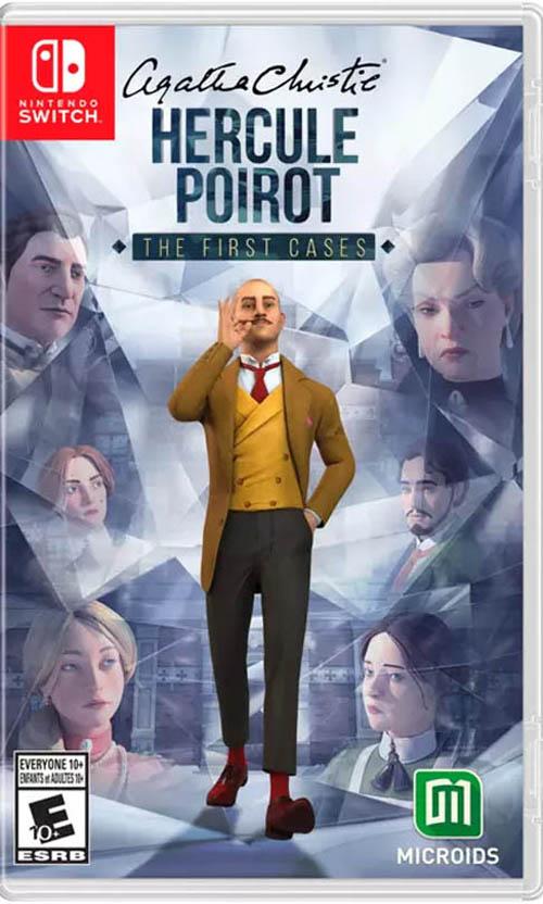 Agatha Christie: Hercule Poirot - The First Cases