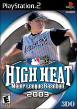 High Heat Baseball 2003