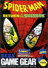 Spiderman: Return of the Sinister Six