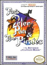 Peter Pan & the Pirates: Revenge of Captain Hook