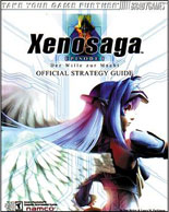 Xenosaga Official Strategy Guide