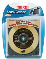 CD / DVD Laser Lens Cleaner