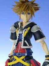 Kingdom Hearts 2 Play Arts SORA Action Figure