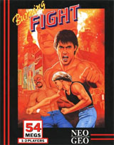 Burning Fight Neo Geo AES