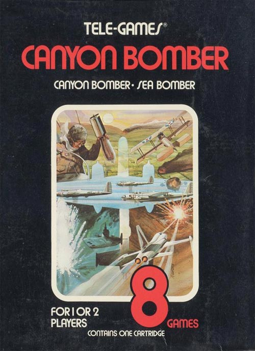 Canyon Bomber by Sears