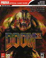 Doom 3 Prima Official Strategy Guide
