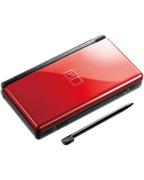 Nintendo DS Lite Crimson & Black