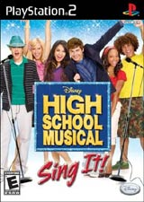 High School Musical: Sing It Bundle With Microphone