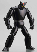 Black Ox Revoltech Action Figure