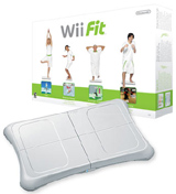 Wii Fit & Wii Balance Board