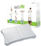 Wii Fit & Wii Balance Board