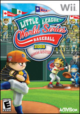 Little League World Series Baseball 08