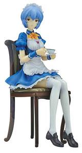Neon Genesis Evangelion Rei Original Maid Ver. 1/7 Scale PVC Figure