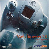 Dreamcast Web Browser 2.0 with SegaNet