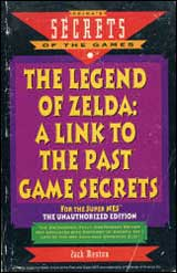Zelda: A Link to the Past Game Secrets