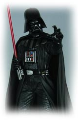 Star Wars Darth Vader ArtFX+ Statue Episode VI Version