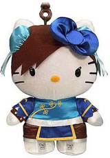 Sanrio x Street Fighter Chun Li 4