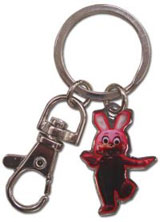 Silent Hill: Metal Rabbit Keychain