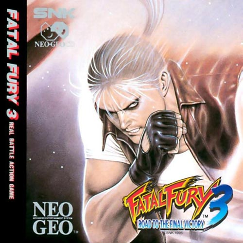 Fatal Fury 3: Road to the Final Victory Neo Geo CD
