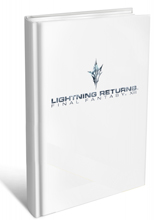 Final Fantasy XIII Lightning Returns Complete Collector's Edition Guide