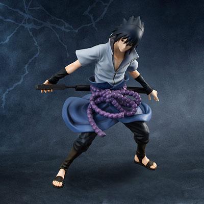 Naruto: Shippuden Uchiha Sasuke Gem PCV Figure