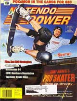 Nintendo Power Volume 131 Tony Hawk's Pro Skater