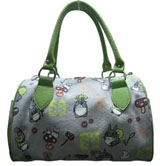 My Neighbor Totoro Canvas Purse