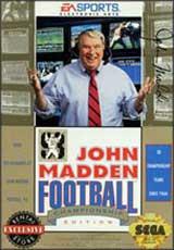 John Madden Football '93 Championship Edition
