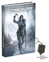 Rise of the Tomb Raider Collector's Editon Guide by Prima