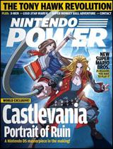 Nintendo Power Volume 204 Castlevania: Portrait of Ruin