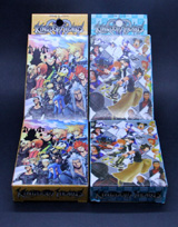Kingdom Hearts II Playing Cards
